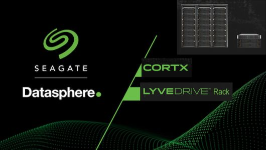 Seagate Unveils CORTX Object Storage Software with Lyve Drive Rack Hardware Reference Design