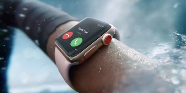 Apple wearables revenue rises 60 percent, tops $10bn sales over last four quarters
