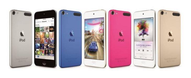 Apple's iPod Touch Could Be Positioned As A Gaming Device