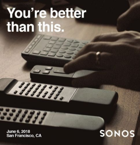 Sonos May Announce New Hardware At June 6th Event