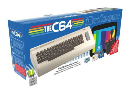 Full Size Commodore 64 PC clone now available to pre-order for €120
