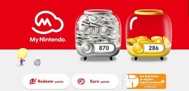 What are Nintendo Gold Points and how do they work?