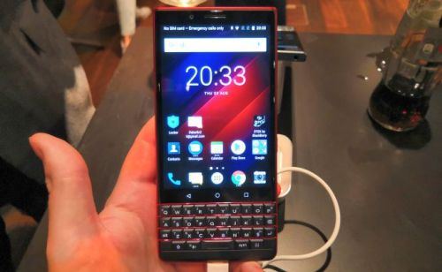 BlackBerry Key2 LE: A Competitive Android Offering