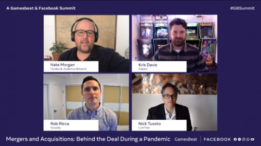 Mergers and acquisitions: Behind game industry deals during a pandemic