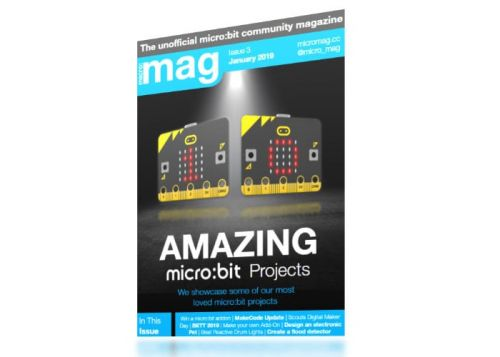 Micro:mag issue 3 now available