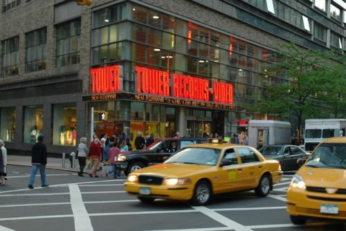 Farewell to Russ Solomon, Founder of Tower Records
