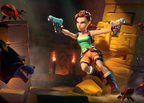 Tomb Raider Reloaded mobile game announced