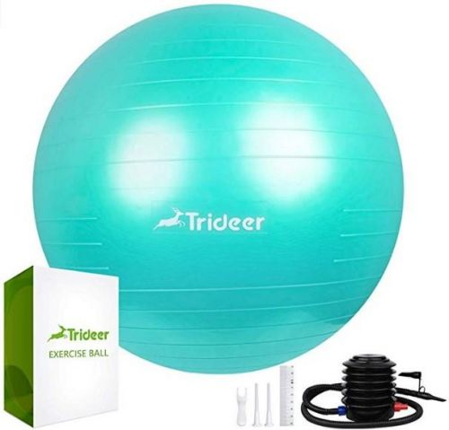 Get fit at home or work with these balance balls