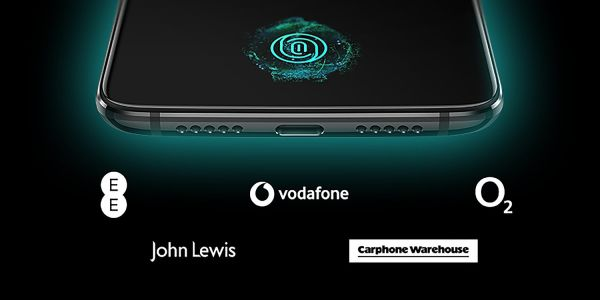 OnePlus 6T: Available at O2, EE, Vodafone, John Lewis and Carphone Warehouse in the UK