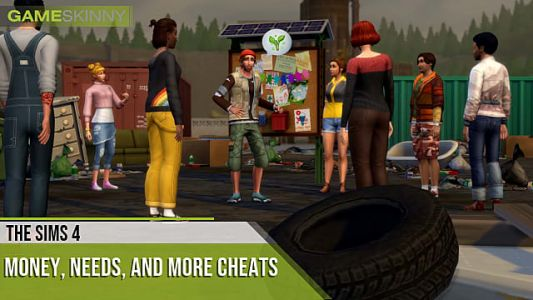 The Sims 4 Cheats: Money, Needs, Death Cheats, and More
