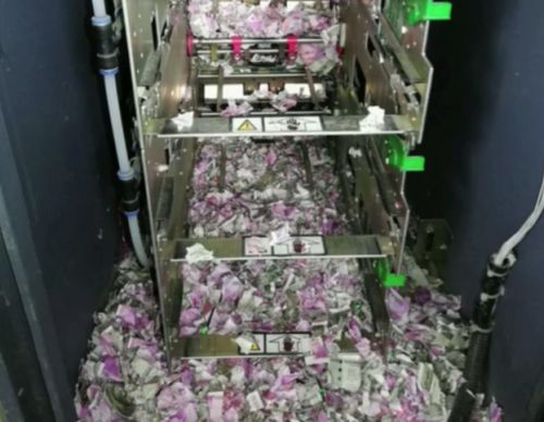 Rat Dies After Breaking Into ATM And Chewing Notes Worth $18,500