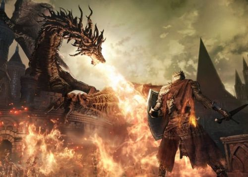 """Dark Souls 3 axed """"Ceremonies"""" system revealed by Lance McDonald"""