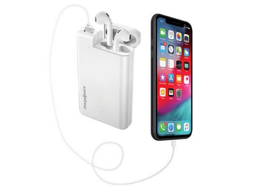 Deals: Chargeworx 10,000mAh Power Bank with AirPods Holder