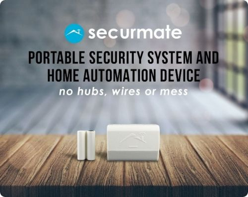 Securmate Is A Simple Scalable Security System
