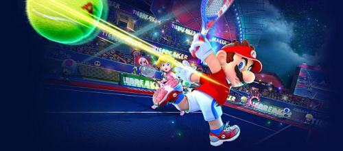 Mario Tennis Aces Review: Ball, Meet Net