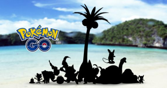 Pokémon Go is getting content from the Sun and Moon games
