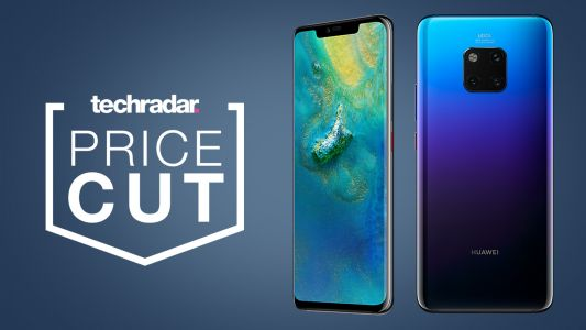 The best Black Friday Huawei Mate 20 Pro deal offers low pricing and loads of data