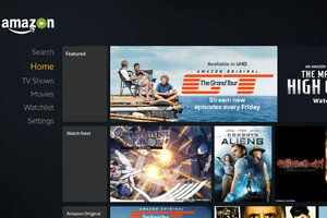 Amazon Prime Video for Android TV won't be widely available any time soon