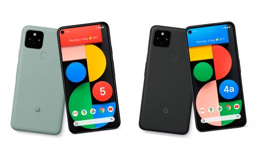Let's Take Another Look At The Pixel 4a 5G & Pixel 5