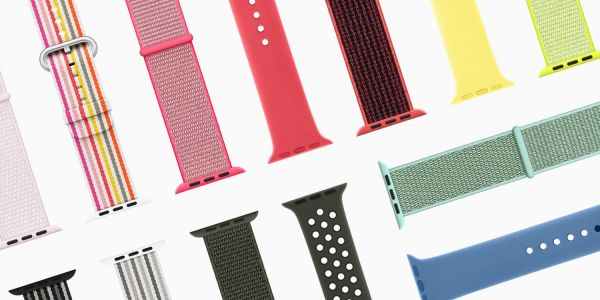 Apple announces new Watch bands with 'vibrant colors for spring'