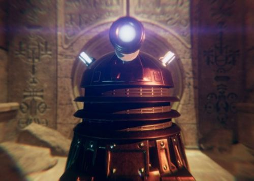 Doctor Who The Edge of Time VR interactive game