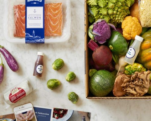 How much does Blue Apron cost per meal?