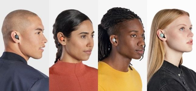 New Google Pixel Buds headphones unveiled