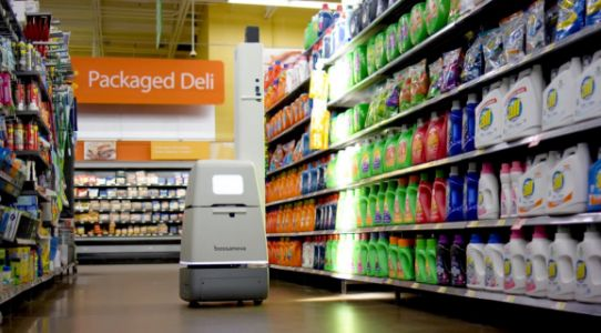 Bossa Nova Robotics acquires Hawxeye to improve inventory object detection