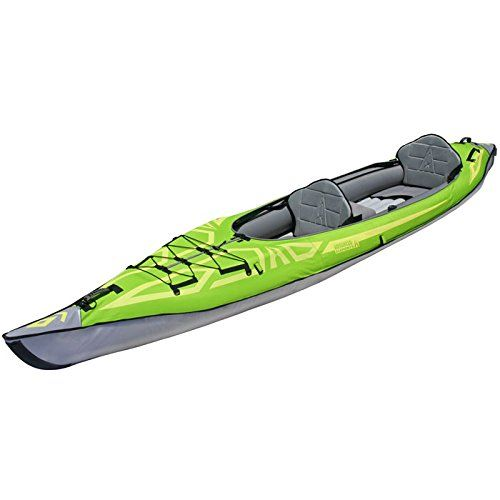 What is the Best Inflatable Kayak: Inflatable vs. Hardshell & Class IV Rapids