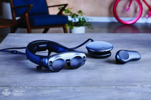 After years of hype, Magic Leaps starts selling $2,300 AR headset