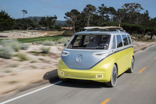 VW Electric Microbus And Crossover Will Be Built In The U.S