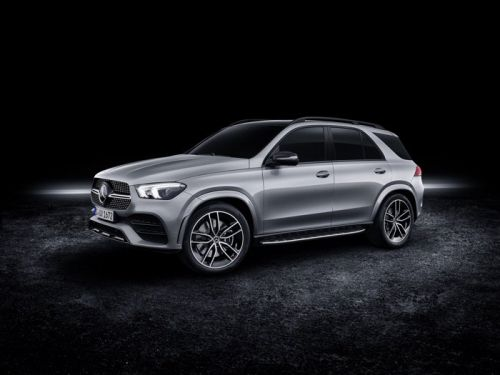 New Mercedes GLE 580 4MATIC comes with a V8 hybrid