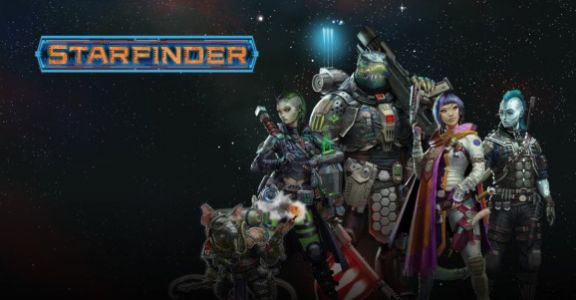 Starfinder is an interactive Alexa voice game starring Laura Bailey