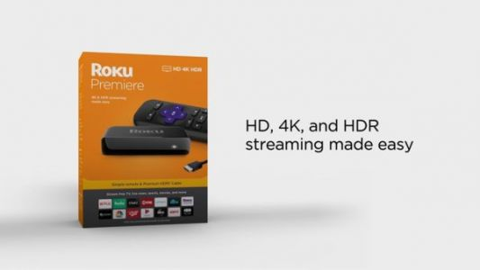 Stream Your Favorite Christmas Movies In 4K With The Discounted Roku Premiere