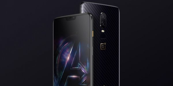 OnePlus 6 'Avengers' edition adds carbon fiber, gold accents, and an Iron Man case