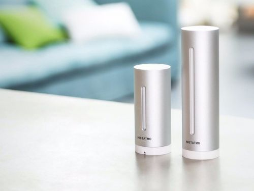 Netatmo Weather Station gets support for Apple's HomeKit