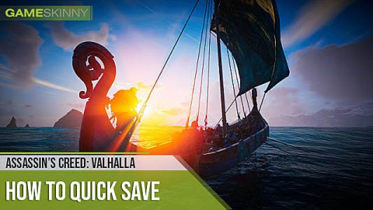 Assassin's Creed: Valhalla - How to Quick Save