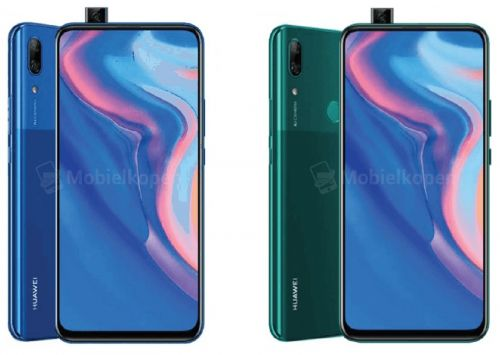 First Huawei Handset With Pop-Up Camera To Sport A Familiar Name