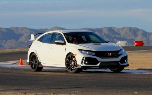 America finally gets Honda's best: The 2018 Civic Type R