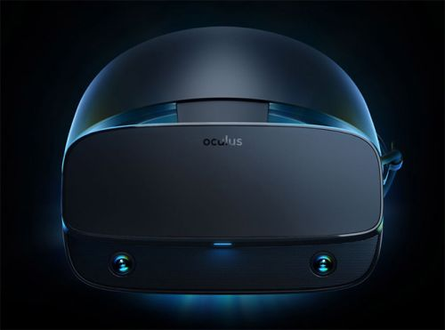 Oculus Rift S VR Headset: An Upgraded Virtual Reality Experience
