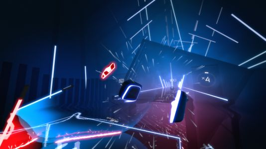 Beat Saber is getting a level editor for its laser sword VR rhythm game