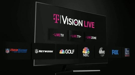 T-Mobile's TVision streaming service offers live TV for just $10/month