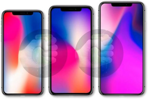 Leaked Glass Panels Provide Sneak Peek at Rumored 2018 iPhones