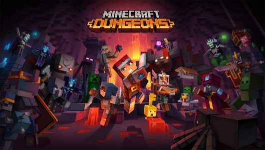 Minecraft Dungeons now available on Windows, console and more