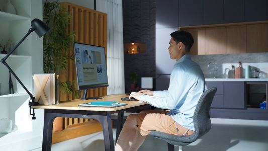 Samsung launches do-it-all smart monitors for offices and homes