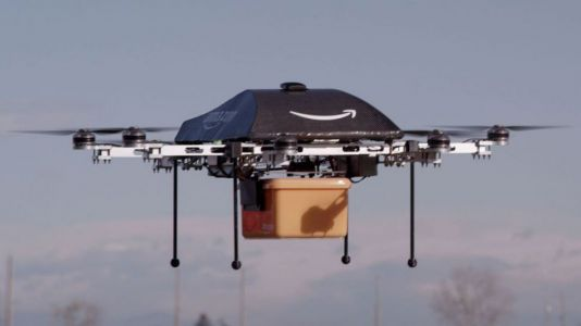 Amazon patent reveals its delivery drones could have facial and gesture recognition