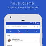 Google adds T-Mobile voicemail transcription to the Phone app