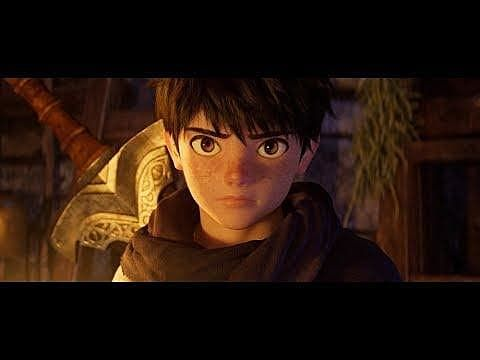 Dragon Quest: Your Story Coming to Netflix Soon