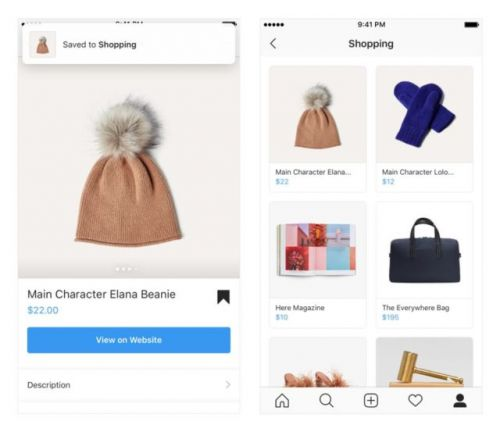 Instagram Introduces New Ways Of Making Shopping Easier