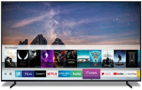 New Samsung Smart TVs will soon have iTunes built in, support AirPlay 2